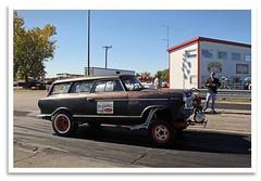 Kahuna (bogray) Tags: racecar dragracer nostalgiadragracing mokandragway smokinmokan asbury mo since1962 americanhotrodreunion bigkahunas 1957rambler gasser