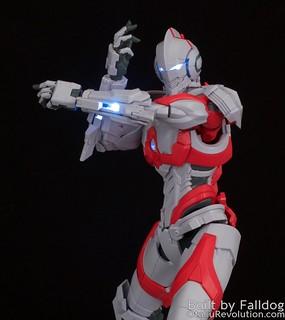 Model Principle Ultraman 10 by Judson Weinsheimer