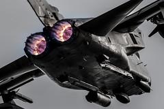 Tornado (Steve Cooke-SRAviation) Tags: 15sqn panavia raf 500mm tornadogr4 stevecooke marham lightningll tornado sraviation 31sqn canon 100400mm 5d4 tonka