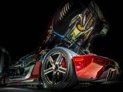HOT...HOT (Dave GRR) Tags: koenigsegg agera toronto auto show 2018 sportscar supercar motosport racing luxurycar olympus