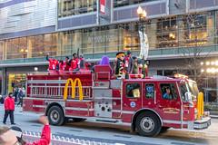 McDonald's Thanksgiving Parade 2017 (spierson82) Tags: mcdonald'sthanksgivingparade firetruck olearys thanksgivingparade mcdonalds thanksgiving olearysfiredepartment statestreet chicago hamburglar parade illinois unitedstates us