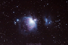 M42 - M43 Orion & Running man Sh279 (Puma 68) Tags: lightroom photoshop deepskystacker night nightfoto notturna notte cielo stelle stars star stella sky astrofoto astrophotography sigmaapo120400mmf4556dgoshsm staradventurer nebula nebulosa astrofotografia orione m43 m42 orion orionnebula runningman sh279