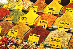Spices (Anselmo Portes) Tags: istambul istanbul turkey turquia spicebazaar spicebazar especiarias colours colors colour colourful colorida colorido
