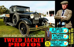 DressUp Dapper part 2 (Tweed Jacket + Cavalry Twill Trousers = Perfect) Tags: tweedjacketphotos tweedcap tweed tie text canon cars clothes clothing carshow retro rally rockandhop distinguished dresscode dapper distingushedgentlemensride vintage vintagecar vehicles vintagecarclub vintagecars v8 oldschool outdoor oldcar oldcars 2019 classic cavalrytwilltrousers nz newzealand trousers cavalry car club vintagecarrally cap menswear mensclothing mens man kiwi kiwiana 1970s 1980s ford