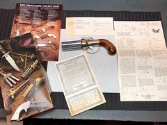 Ethan Allen Pepperbox build (Machinehand) Tags: classic arms ethanallen pepperbox kit blackpowder capball percussion revolver 36caliber