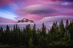 Royalty in the PNW (kephart_kyle) Tags: adventure beautiful hood landscape national oregon park rainier sunset travel trip washington