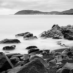 White Rock Beach, Killiney, Dublin (Larry Dalton) Tags: white rocks beach killiney dublin ireland sea seascape longexposure clouds cloudy bigstopper leefilters focusstack