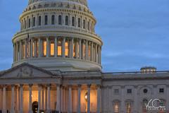 Washington DC-18106-053.jpg (Ken Cave) Tags: night capitol midatlantic bluehour northamerica dome washingtonmonument unitedstates evening washingtondc entrance america us usa unitesstatesofamerica