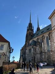 Katedrála svatých Petra a Pavla (stefan aigner) Tags: brno brünn cathedral church czechrepublic katedrálasvatýchpetraapavla kathedrale kathedralestpeterundpaul kirche tschechien tschechischerepublik