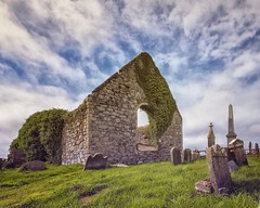 old, old church (-liyen-) Tags: church portrush northernireland ruins summer fujixt2 travelphotography matchpointwinner mpt685