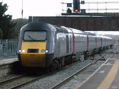 43301 + 43366 160319 (stevenjeremy25) Tags: crosscountry hst train railway 43301