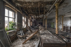 (Dawid Rajtak) Tags: decay rotten urbex factory veb lost forgotten decaying urban exploring exploration fabric