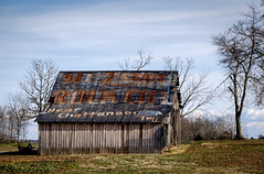 See 7 States from Rock City near Chattanooga Tenn. (Mr. Pick) Tags: see 7 states rockcity chattanooga tn tennessee tenn barn decay advertisement sign paint painted