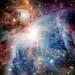 VISTA: Orion Nebula, variant