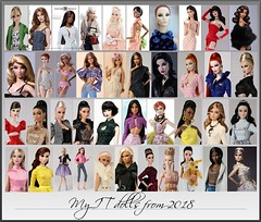 TAG GAME: My Collection 2018 (billygirl19) Tags: tag game my collection 2018 dolls integrity toys it fashion royalty nuface poppy parker convention portland luxe life wow agnes adele veronique giselle elise elyse