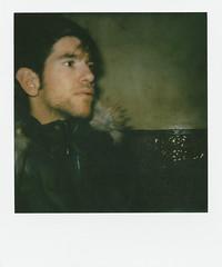 Telmo (Josu Sein) Tags: portrait retrato friendship amistad friend amigo strength fuerza queer polaroid analog analógico