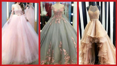 Top Stylish Party Wear Designer Dress Design Collection For Girls 2018-2019 ca0498b07