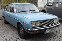 Beta (Schwanzus_Longus) Tags: hamburg motor classics german germany italy italian old classic vintage car vehicle liftback lancia beta 2000