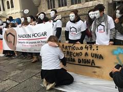 Flashmob Nadie Sin Hogar 2018 (39)
