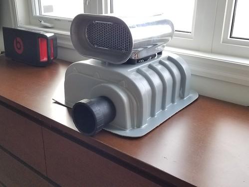 2018 Big Block Entertainment V8 Audio Supercharger Turbo