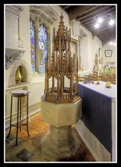 Font (veggiesosage) Tags: aficionados grade1listed gx20 church sigma1020mmf456dc farndon nottinghamshire