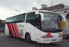 Bus Eireann SC17 (01D29866). (Fred Dean Jnr) Tags: buseireann galway june2010 scania irizar century limerick limerickbusstation buseireannroute51 l94 sc17 01d29866