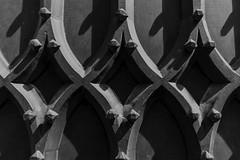 diamond door (srlshaw) Tags: monochrome texture pattern diamond light shadow door black white grey detail three