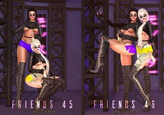 @Limit8 (Antonia Millar / BellePoses) Tags: limit8 limited bento sexy girls belleposes sl second life