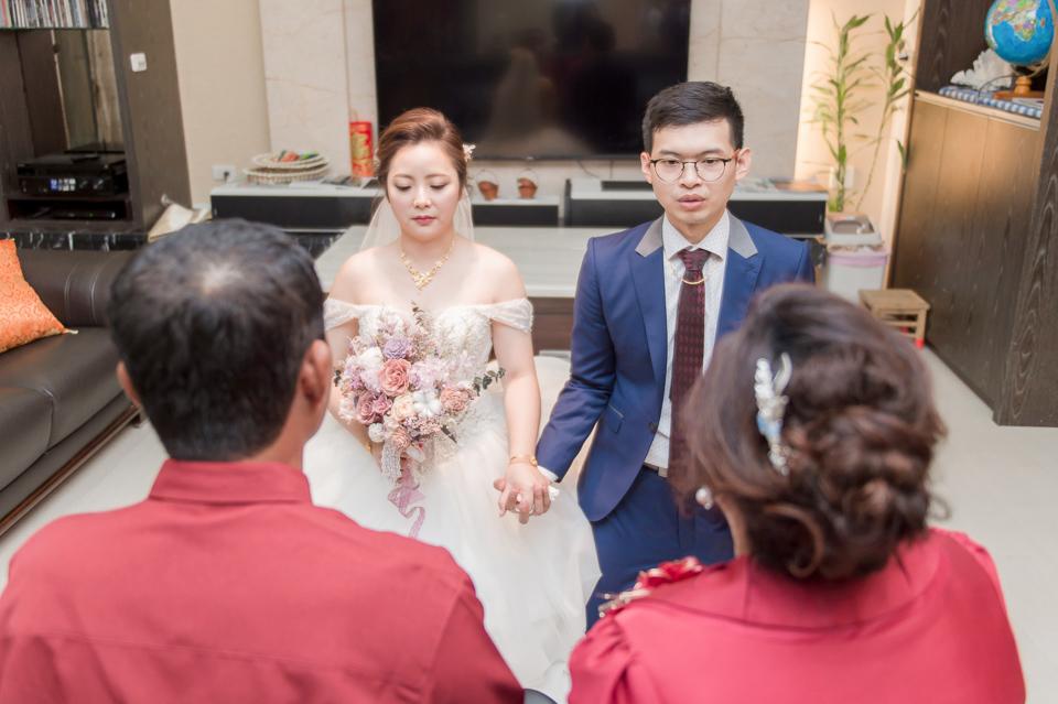 台南東東宴會式場 婚宴 走在幸福的紅毯上 R & B 055