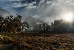 Yosemite Valley (itsBryan) Tags: yosemite toyota tacoma sonyg sony sonyalpha sonya7r sonya7r2 sonya7rii fall snow hetchhetchy clouds carlzeiss canyons nationalpark nature norcal dynamicrange 1point4 park 2470mm 24mm 28mm 28point2 42megapxels 70200mm roadtrip offroad