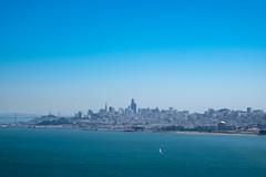 Over the sea to Sky (Dominic Sagar) Tags: amy arlen bridge felsen friends sanfrancisco bay city sea skyline california unitedstates us