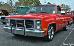 '87 GMC Truck (Photos By Vic) Tags: 1987 87 gmc truck pickup antique vehicle old 2018runtothesun myrtlebeach sc classic carshow