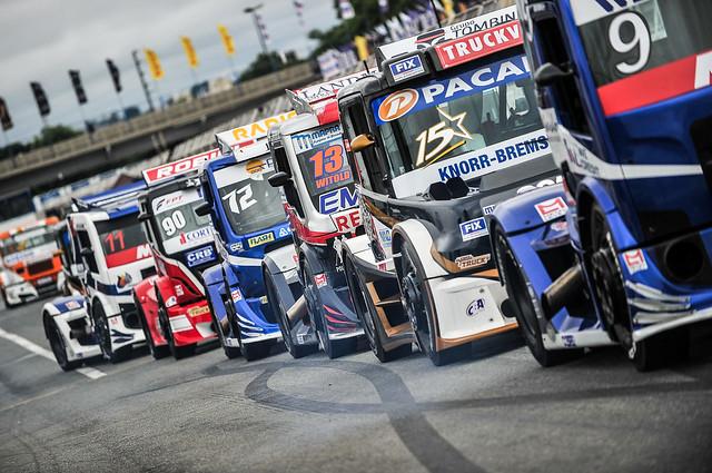 01/12/18 - Sábado de classificação da grande final da Copa Truck em Curitiba - Fotos: Duda Bairros