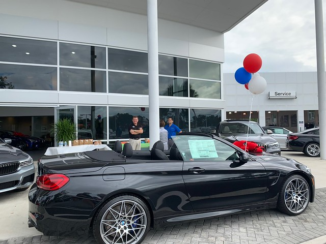 2018 Nov NFM/BMW of Ft Myers Cars & Coffee