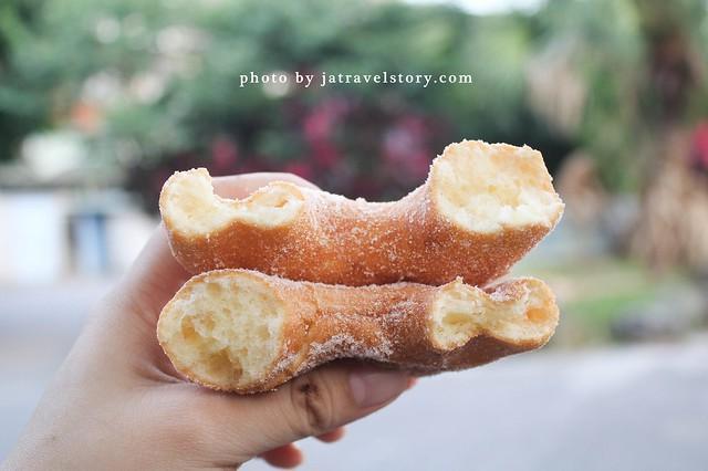 公館小米甜甜圈 免排隊享受Q彈小米甜甜圈,多種口味均一價35元【捷運公館】公館美食/台大美食 @J&A的旅行