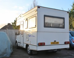L925 AAB (Nivek.Old.Gold) Tags: 1994 ford transit 150 custom d swb camper 2496cc diesel
