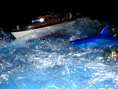Jaws: The Night Siege (trex37au) Tags: jaws shark toys