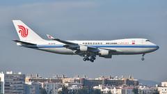 Boeing 747-4FTF I B-2476 I Air China Cargo (Gustavo H. Braga) Tags: airchina airchinacargo aviation airplanes airport aviação aviacao aviao aeronaves aeroporto boeing b747 b747f freight