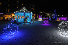 Blue Mountain (Simon -n- Kathy) Tags: greycounty thornbury bluemountain ski skate winter snow lights night