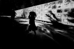 PA270255 Autumn light (soyokazeojisan) Tags: japan kobe bw city street people blackandwhite shadow digital olympus em1markⅱ 918mm 2018