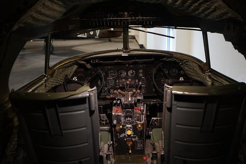 Lockheed 18-56 C-60A-1-LO Lodestar 42-55884 in Tucson