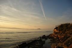 DSC04883-01 (Patryk.Rej) Tags: sunset beach sky sun sea greece athens colors sonyrx100 travel