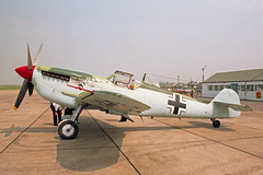 Me 109 (boeing-boy) Tags: mikeling boeingboy manston