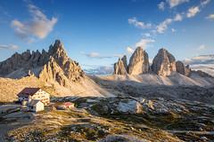 Tre Cime di Lavaredo (1) (Bergfex_Tirol) Tags: bergfex italy paternkofel gipfel summit tyrol dolomiti dolomiten alps alpen südtirol mountain italien peak berg lavaredo 3zinnen southtyrol trecime