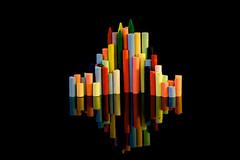 multi-colora (Cor Oosterbeek) Tags: multicolora smileonsaturday abstract skyline newyork manhattan kleur color colored
