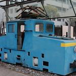 Locomotora eléctica DUFEL 2000