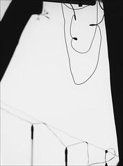 "F_MG_6044-1-BW-Canon 6DII-Tamron 28-300mm-May Lee 廖藹淳 (May-margy) Tags: ""backlighting"" silhouette 剪影 逆光 maymargy bw 黑白 臉譜 幾何構圖 點物 街拍 線條造型與光影 天馬行空鏡頭的異想世界 心象意象與影像 台灣攝影師 電線 電桿 南投縣 台灣 中華民國 抽象 abstract fmg60441bw facesinplaces powerlines powerpolesstreetviewphotography linesformandlightandshadow mylensandmyimagination naturalcoincidencethrumylens taiwanphotographer humaningeometry nantoucounty taiwan repofchina canon6dii tamron28300mm maylee廖藹淳"