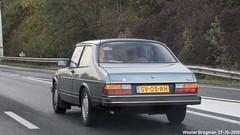 Saab 90 1987 (XBXG) Tags: sv05rh saab 90 1987 saab90 a9 amstelveen nederland holland netherlands paysbas youngtimer old classic swedish car auto automobile voiture ancienne suédoise sverige sweden zweden vehicle outdoor