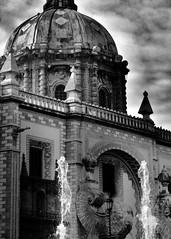 Santa Rosa II (Carl Campbell) Tags: nikond5200 querétaro mexico modifiedphotograph church templo église