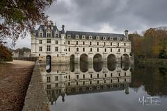 Chateau de Chenonceau. (miketonge) Tags: chateauchenonceau chenonceau chateau cher river rivercher france gardens nikon d850